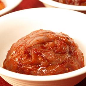 キムチランド人気No.1海鮮珍味 チャンジャ