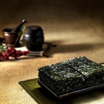 韓国海苔の最高級品・広川海苔