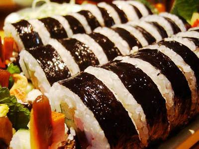 しっかり味で人気のヘビョ海苔