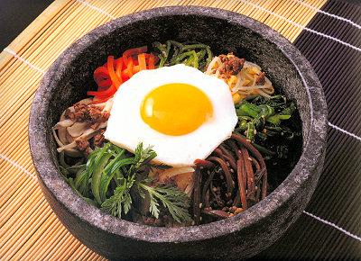 石焼ビビンバやナムルの美味しさを引き立てる韓国産ごま油