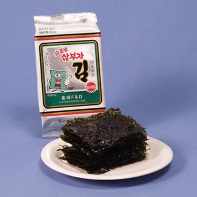 バランスの良い美味しさで人気のサンブジャ海苔