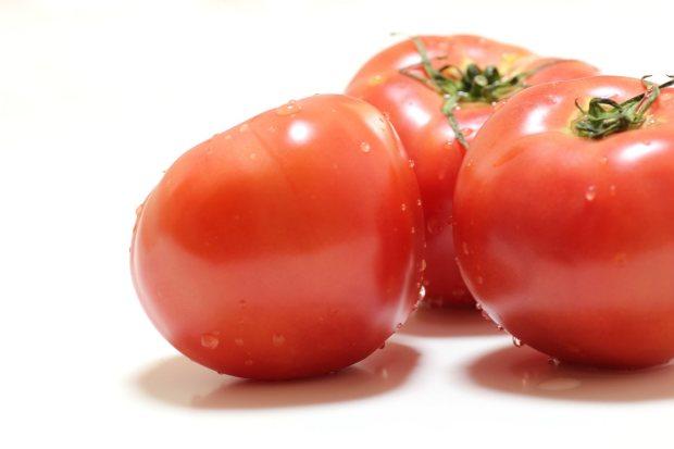 鶴橋市場で購入している大玉トマト