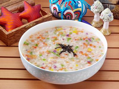 本場韓国伝統野菜粥